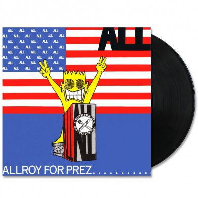 all - Allroy For Prez LP (Black)