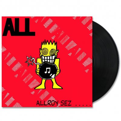 all - Allroy Sez LP (Black)