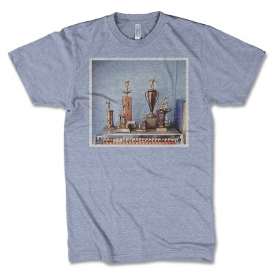 Jimmy Eat World - Bleed American T-Shirt (Athletic Blue)