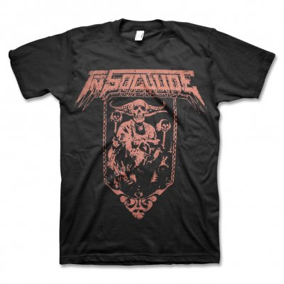 In Solitude - Death T-Shirt (Black)