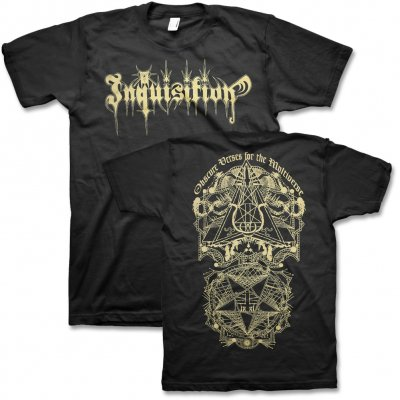 Inquisition - Infinite T-Shirt (Black)