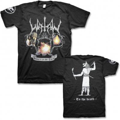 valhalla - Sworn To The Dark T-Shirt (Black)