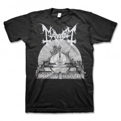 Mayhem - Esoteric T-Shirt (Black)