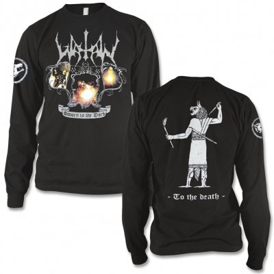 Watain - Sworn To The Dark Longsleeve T-Shirt (Black)