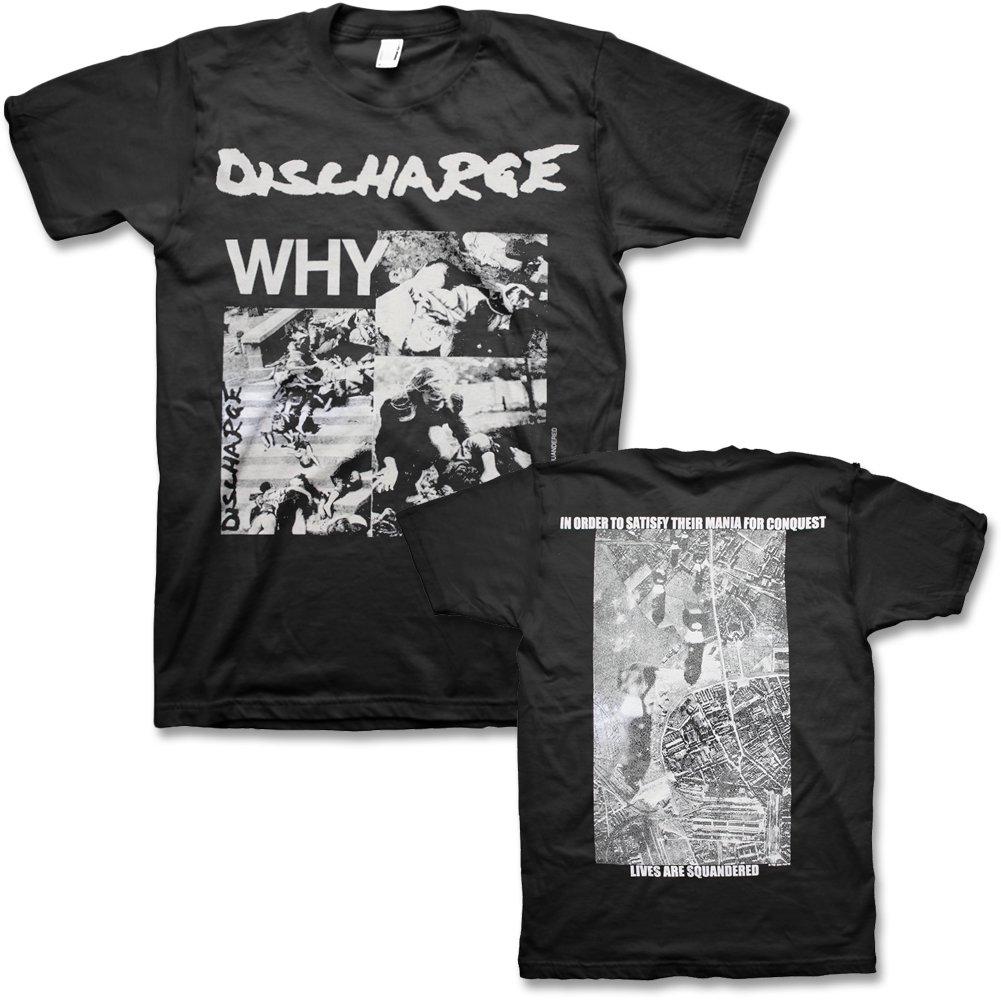 Why? T-Shirt (Black)