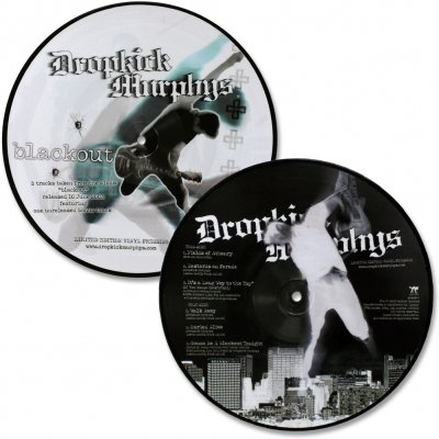 "Dropkick Murphys - Blackout - 10"" Picture Disc"