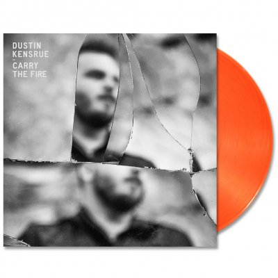 dustin-kensrue - Carry The Fire LP (Orange)