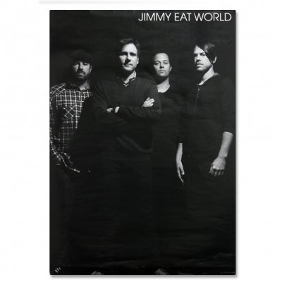 "jimmy-eat-world - Band Poster (19"" x 27"")"