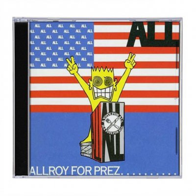 all - Allroy for Prez CD