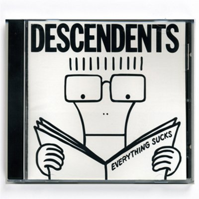 Descendents - Everything Sucks CD