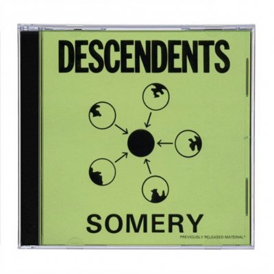 descendents - Somery CD