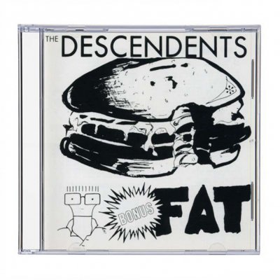 descendents - Bonus Fat CD