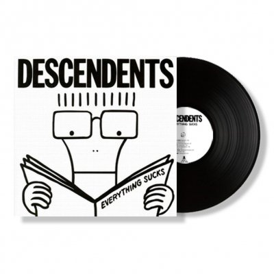 Descendents - Everything Sucks LP (Black)