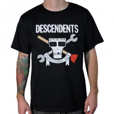 Descendents - Everything Sucks Plungers Tee