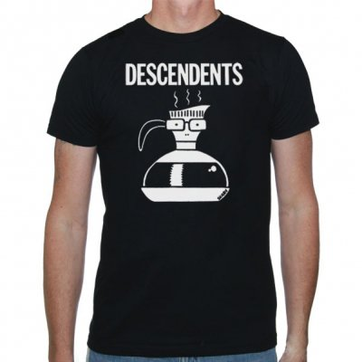 Descendents - Large Coffee Pot (Black)