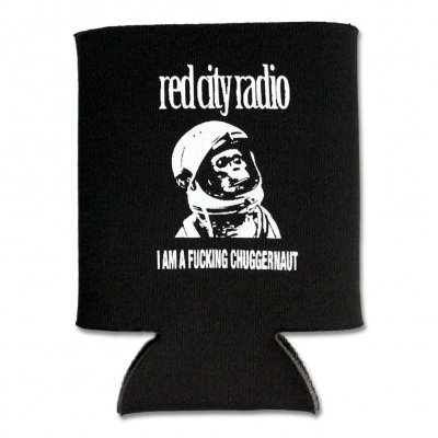 red-city-radio - Chuggernaut Coozie