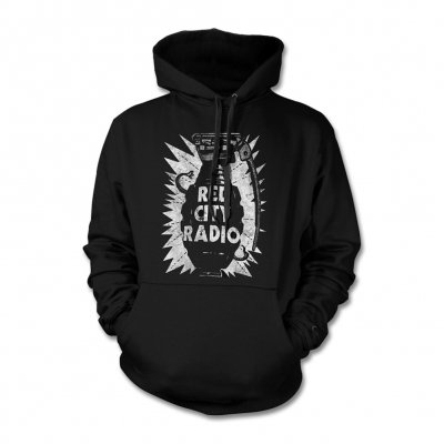 red-city-radio - Grenade Pullover Hoodie