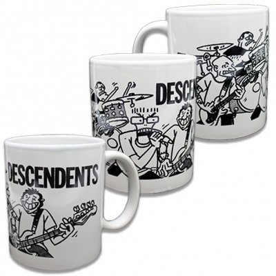 Descendents - Live Cartoon - Mug