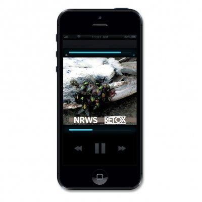 Retox / Narrows - Split - Digital Download