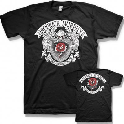dropkick-murphys - Signed and Sealed in Blood Album Tee