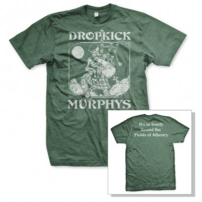 Dropkick Murphys - Vintage Skeleton Piper
