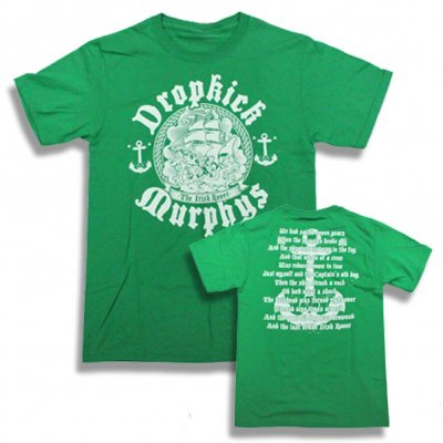 Dropkick Murphys - The Irish Rover Tee