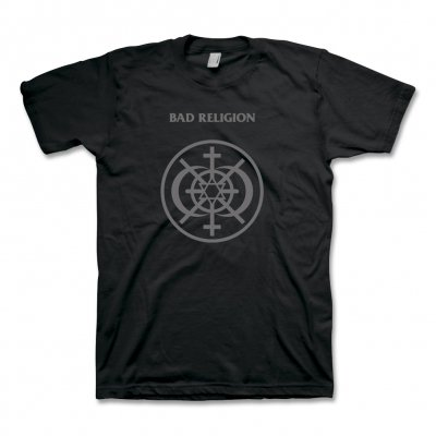 Bad Religion - Multi Icon Tee (Black) - Men's