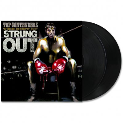 Strung Out - Top Contenders: The Best Of 2xLP (Black)