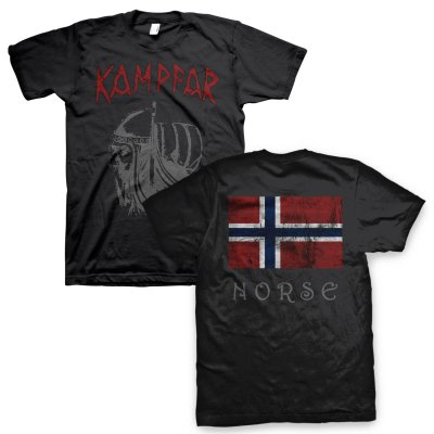 Kampfar - Norse T-Shirt (Black)