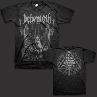 Behemoth - Corpse Candle T-Shirt (Black)