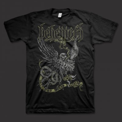 behemoth - Nobis Lucifer T-Shirt (Black)
