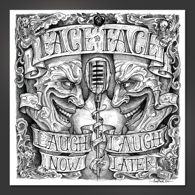 face-to-face - Laugh Now... Laugh Later CD