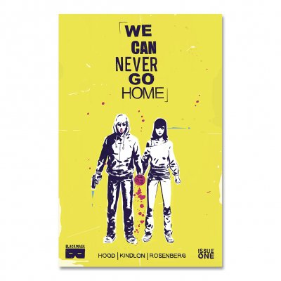 We Can Never Go Home - We Can Never Go Home - Issue 1