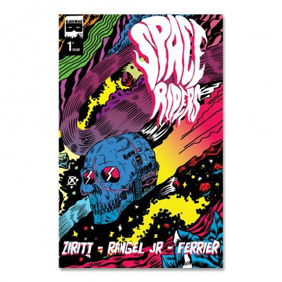 black-mask-studios - Space Riders - Issue 1