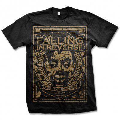 Falling In Reverse - Fashionable Zombie Tee (Black)