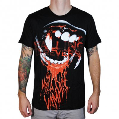 Falling In Reverse - Teeth Tee (Black)