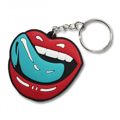 epitaph-records - Lips Keychain