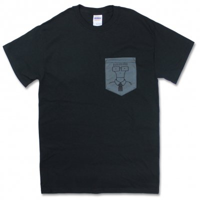 Descendents - Milo Goes To College Pocket T-Shirt (Black/Grey)
