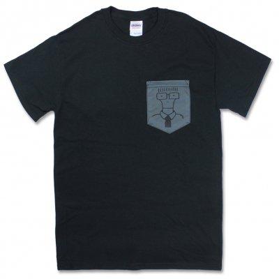 Descendents - Milo Goes To College Pocket T-Shirt (Black/Grey)
