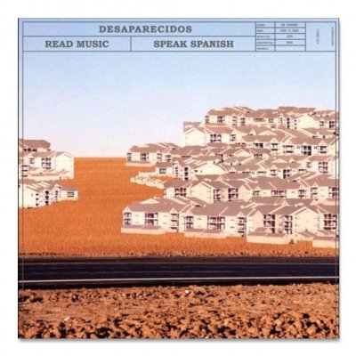 Desaparecidos - Read Music Speak Spanish CD