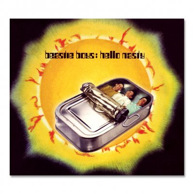 beastie-boys - Hello Nasty CD
