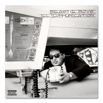 beastie-boys - Beastie Boys Ill Communication Remastered CD