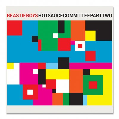 beastie-boys - Hot Sauce Committee Part Two CD