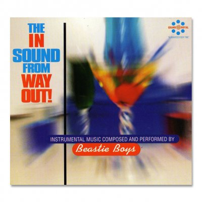 beastie-boys - The In Sound From Way Out CD Digi-Pack