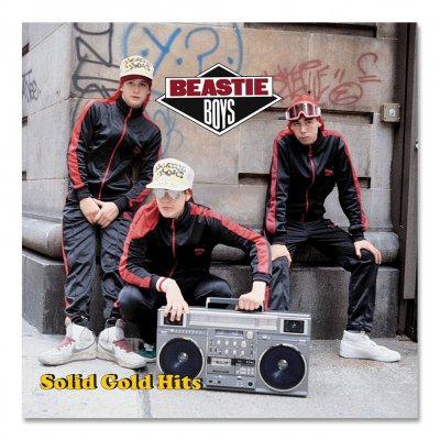 beastie-boys - Solid Gold Hits CD/DVD
