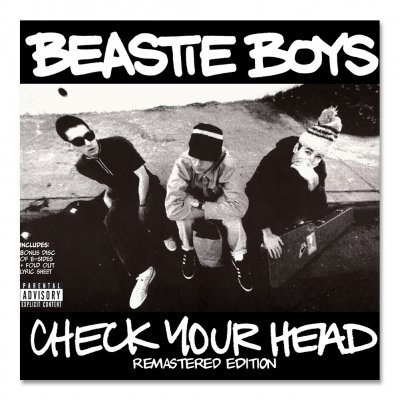 beastie-boys - Check Your Head Remastered Edition CD Set