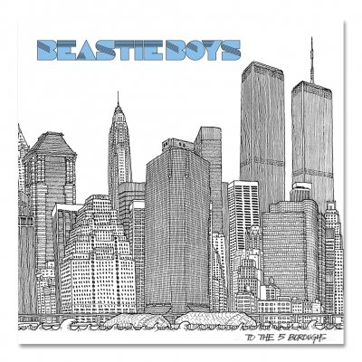 beastie-boys - To The 5 Boroughs CD