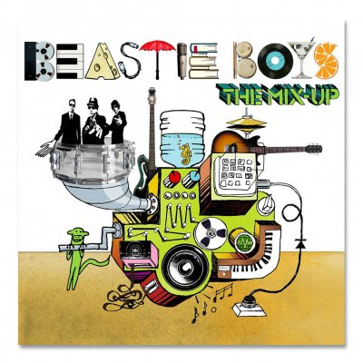 beastie-boys - The Mix Up CD