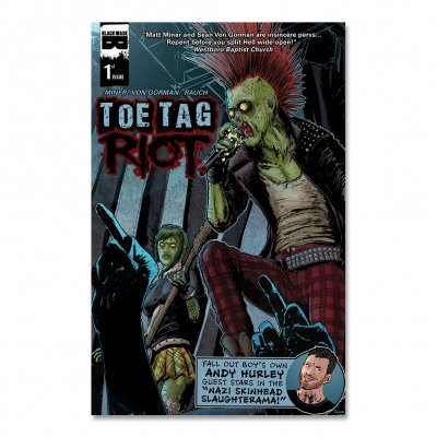Toe Tag Riot - Toe Tag Riot Issue 1