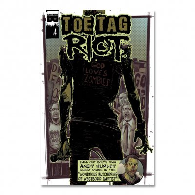 Toe Tag Riot - Toe Tag Riot Issue 4